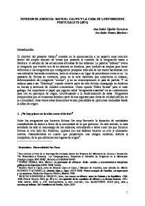 DINEROS DE AMERICA: MANUEL CALVO Y LA CASA DE LOS POBRES DE PORTUGALETE (1871)