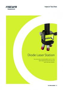 Diode Laser Station. Inspector Data Sheet. Fast, accurate and predictable multi-in-time optical glitching for front side and back side laser attacks