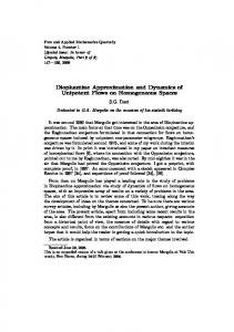 Diophantine Approximation and Dynamics of Unipotent Flows on Homogeneous Spaces