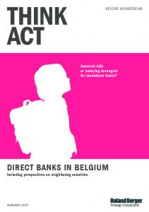 DIRECT BANKS IN BELGIUM