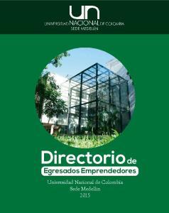 Directorio de Egresados Emprendedores