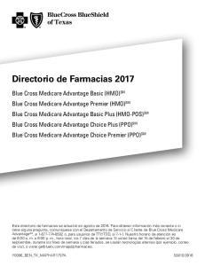 Directorio de Farmacias 2017