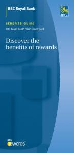 Discover the benefits of rewards