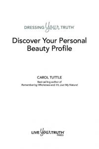 Discover Your Personal Beauty Profile