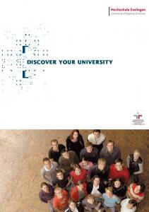 Discover your university