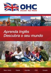 Discover Your World. Aprenda Inglês Descubra o seu mundo