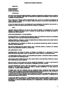 DISCURSO 3ER INFORME DE GOBIERNO