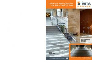 Distinctive Railing Systems For More Than 70 Years