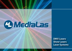 DMX Lasers Show Lasers Laser Systems