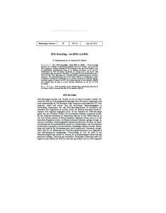 DNA-Barcoding von ibol zu ABOL