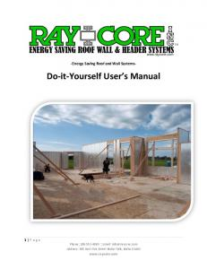 Do-it-Yourself User s Manual