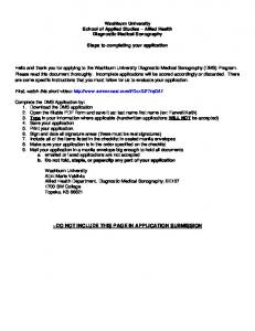 ~DO NOT INCLUDE THIS PAGE IN APPLICATION SUBMISSION