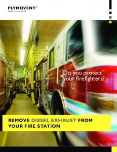 Do you protect your firefighters?