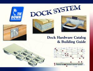 Dock Hardware Catalog & Building Guide