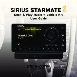 Dock & Play Radio + Vehicle Kit User Guide