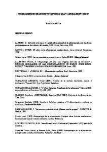DOCTORADO DE VITIVINICULTURA Y AGROALIMENTACION BIBLIOGRAFIA