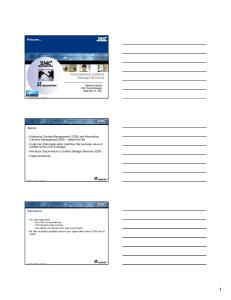 Documentum Content Storage Services