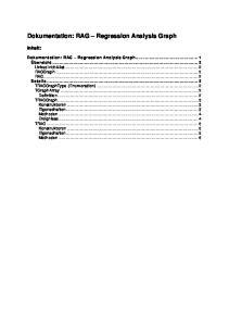 Dokumentation: RAG Regression Analysis Graph