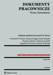 dokumenty pracownicze Wzory i komentarze