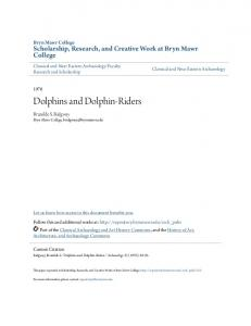 Dolphins and Dolphin-Riders