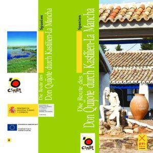 Don Quijote durch Kastilien-La Mancha