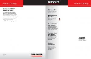Don t see the RIDGID product you need?