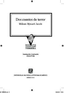 Dos cuentos de terror