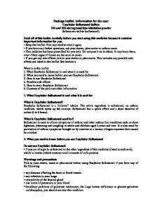 dose inhalation powder Salbutamol sulfate (salbutamol)