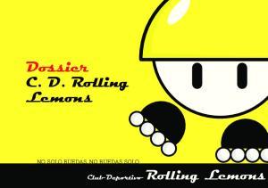 Dossier C. D. Rolling Lemons