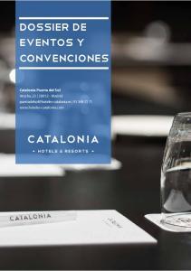DOsSIER DE EVENTOS Y CONVENCIONES