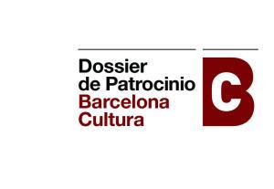Dossier de Patrocinio Barcelona Cultura
