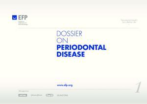 DOSSIER ON PERIODONTAL DISEASE