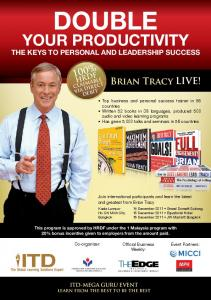 DOUBLE YOUR PRODUCTIVITY THE KEYS TO PERSONAL AND LEADERSHIP SUCCESS