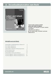 Downloadmaterialien zum Buch