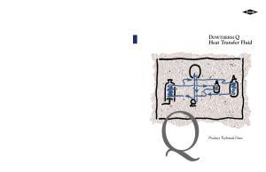 DOWTHERM Q Heat Transfer Fluid