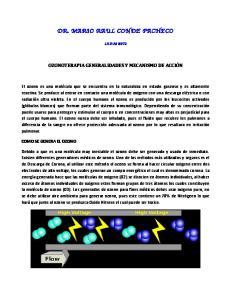 DR. MARIO RAUL CONDE PACHECO