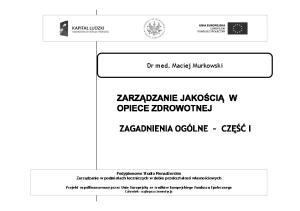 Dr med. Maciej Murkowski