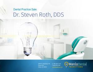 Dr. Steven Roth, DDS