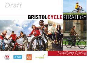 Draft. Simplifying Cycling