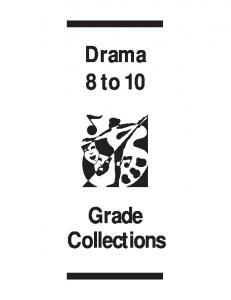 Drama 8 to 10. Grade Collections