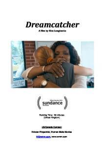 Dreamcatcher A film by Kim Longinotto