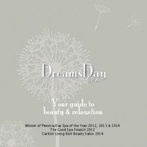 DreamsDay. Your guide to beauty & relaxation