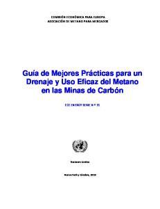 Drena en las. Naciones Unidas