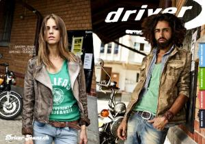 DRIVER JEANS CULTURE SPRING SUMMER 2014