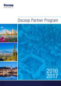Dscoop Partner Program