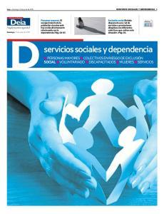 Dservicios sociales y dependencia