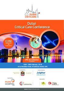 Dubai Critical Care Conference