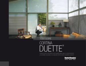 DUETTE CORTINA TODO SOBRE