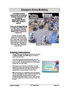 Dungeon Arena Building