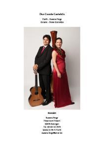 Duo Cuerda Cantabile